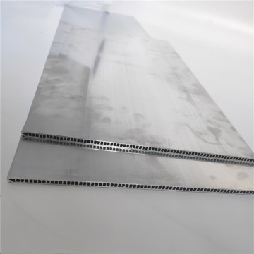 Superwide Aluminum Micro Channel Tubes for Heat Exchanger