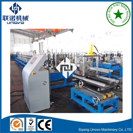 reinforcement hat channel rollforming machine