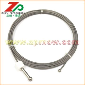 99.95% high purity Tungsten Rope