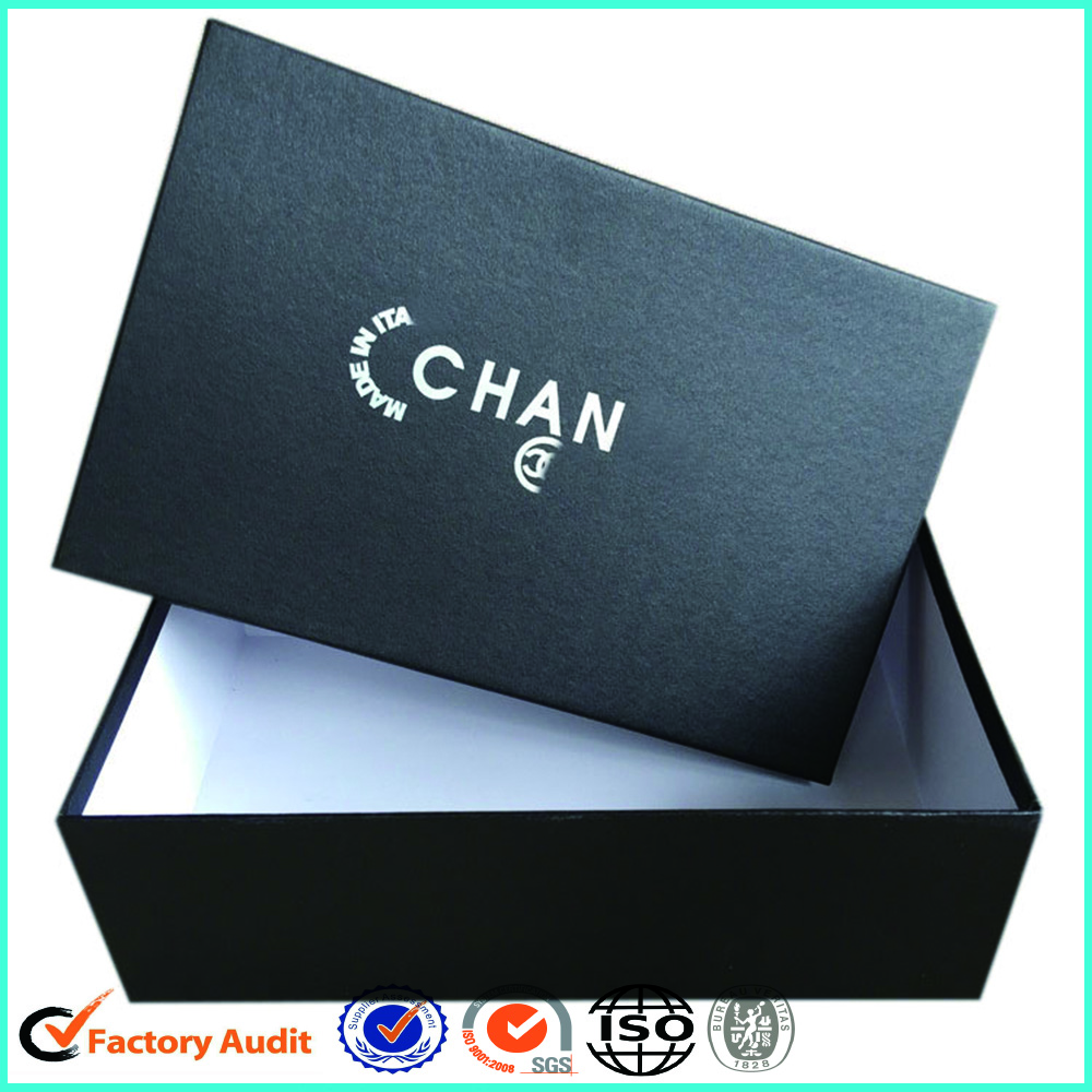 Luxury Cardboard Shoe Box Custom Wholesale