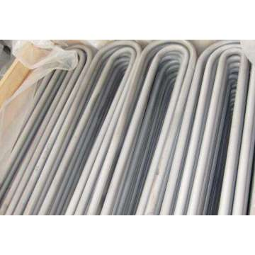 TP304L U Bend Heat Exchanger Tube