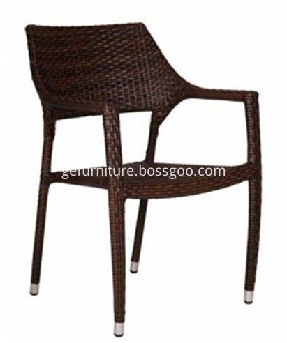 Garden dining patio chair set