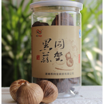 Hot sale Appetizing Single Bulb Black Garlic