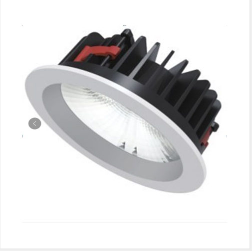 Round Shape COB LED Downlight