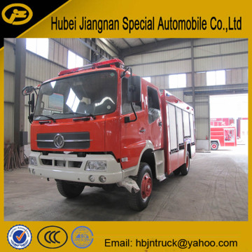 Dongfeng 4 x 4 Off-Road Fire Fighting Truck