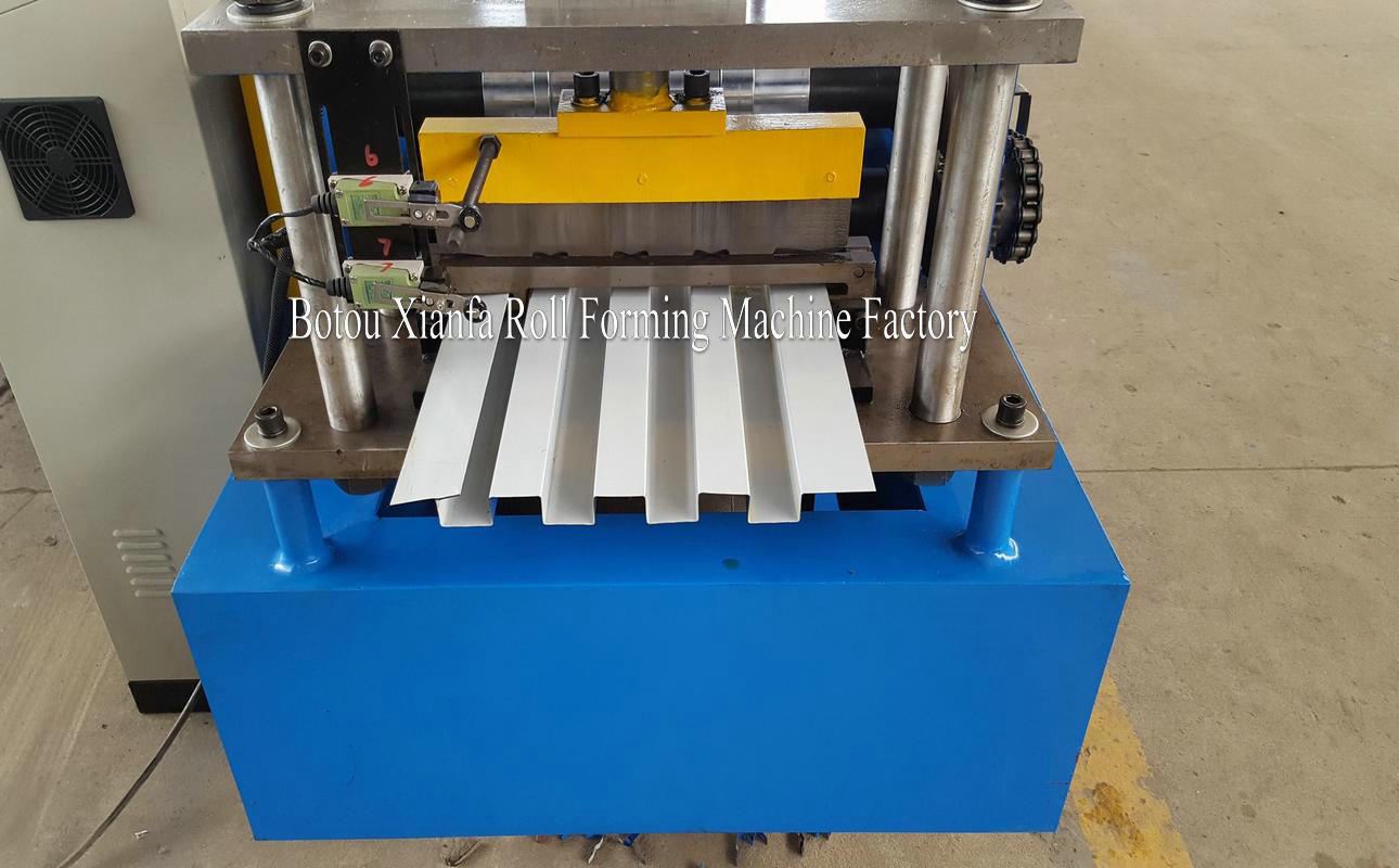 metal wall panel machine
