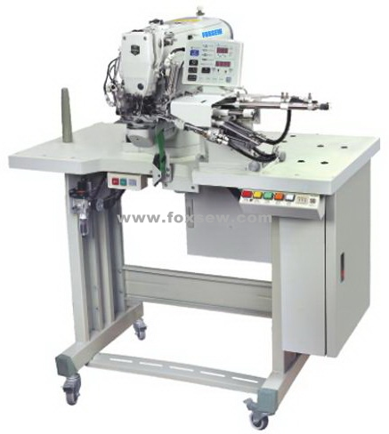 automatic-belt-loop-attaching-sewing-machine