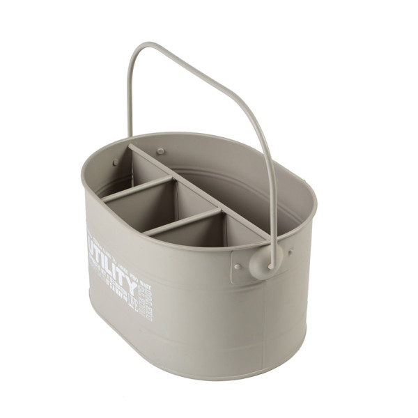 Party utensil holder large