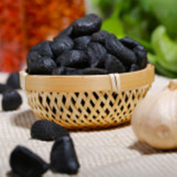 Healthy and Nutrious Food Whole Black Garlics