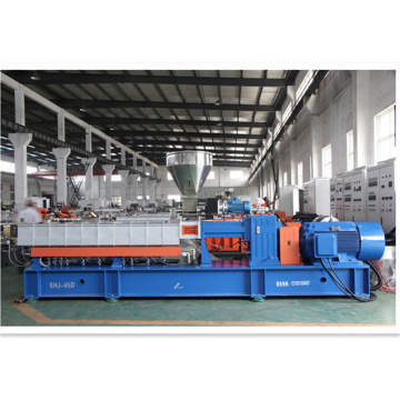 Biodegradable granules making machine