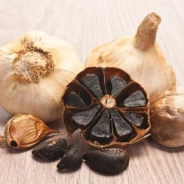 Unique Flavor and Oxidant Fermented Whole Black Garlic