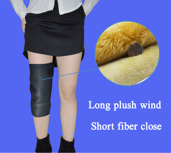 warm design knee wrap