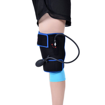 Air Cold Compression Therapy Cooling Leg Wraps