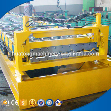 High Efficient ibr roofing sheet forming machine