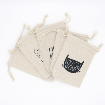 Recycled Custom Cotton Canvas Bag
