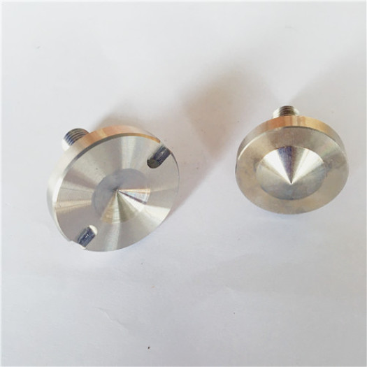Customized stainless steel CNC turning nut machined parts