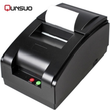 Desktop wired Bluetooth dot matrix printer 76MM