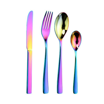 Bulk Hotel Reusable Stainless Steel Flatware Set