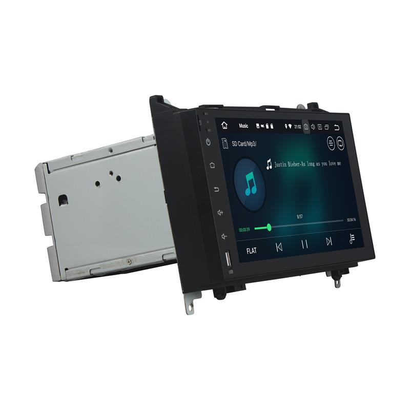 BENZ B200 Android 8 car dvd players (4)