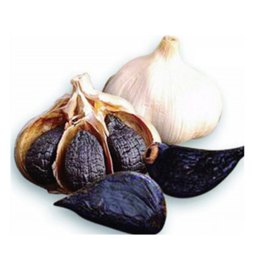 New type of health food Black garlic