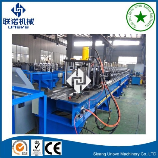 common useful C section unistrut channel roll forming machine