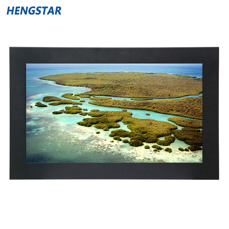 Wall Mounted Touch Screen Display