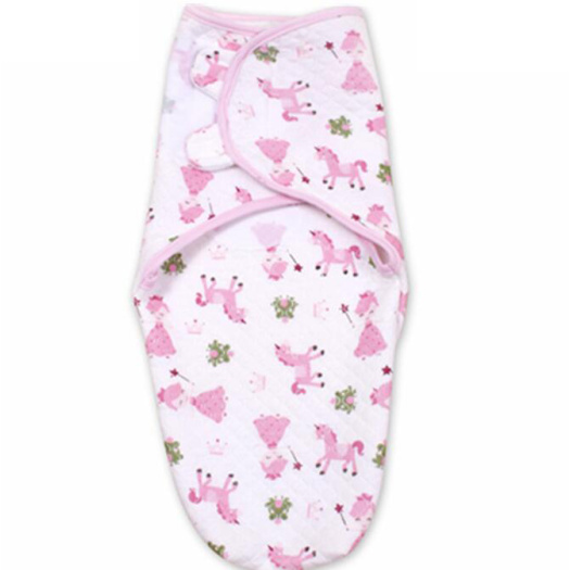 Comfortable Infant Newborn Blanket Baby Swaddle Wrap