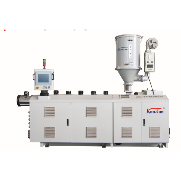 High Efficiency Single Screw Extrusion Machine