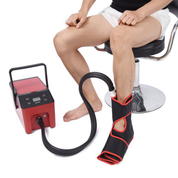 Ankle Physiotherapy Cold Therapy Cryo Cuff