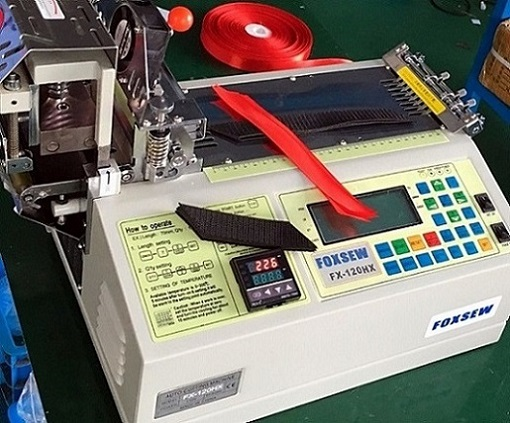 Foxsew Fx 120hx Angle Ribbon Cutter Hot Knife