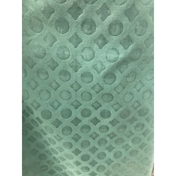 Geometric Embossed Design Fabrics