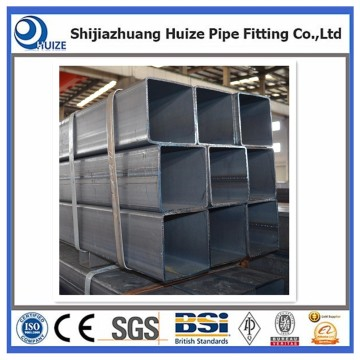 ms tube 2 inch  square steel pipe