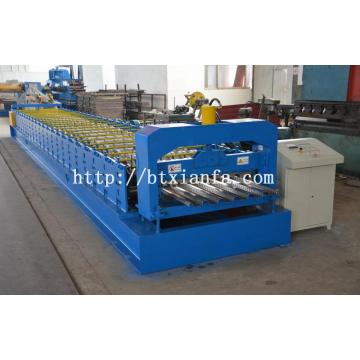 Tile Floor Deck Making Roll Forming Machine