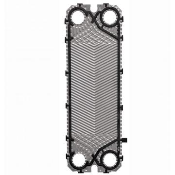 Heat exchanger 0.5mm hastelloy plate