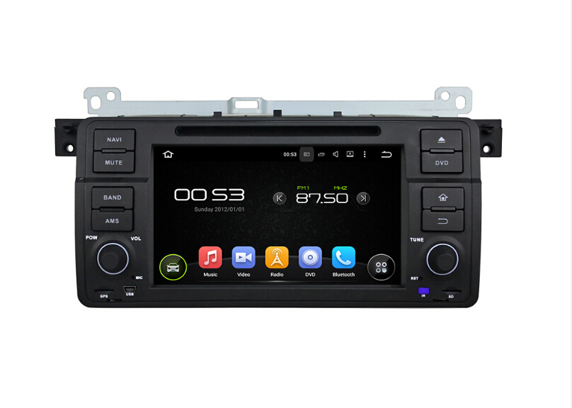 Android DVD Car for BMW