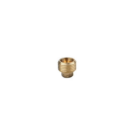Brass Faucet valve outlet connector by CNC