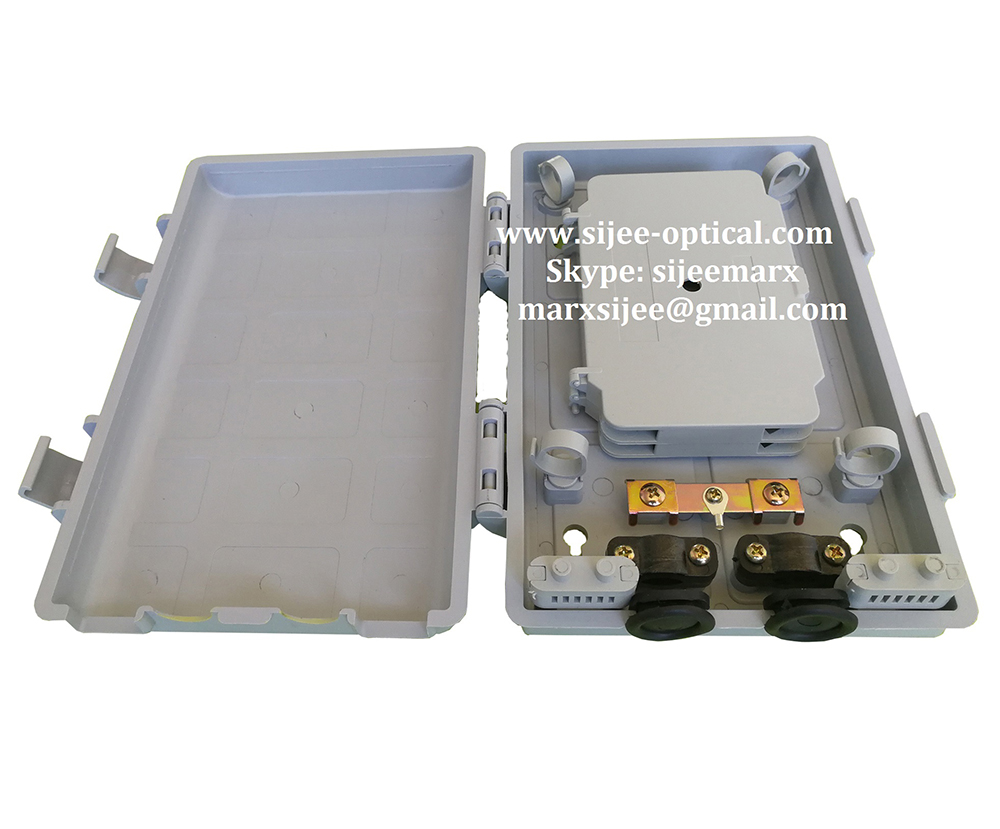 Fiber Wall Mount Termination Box