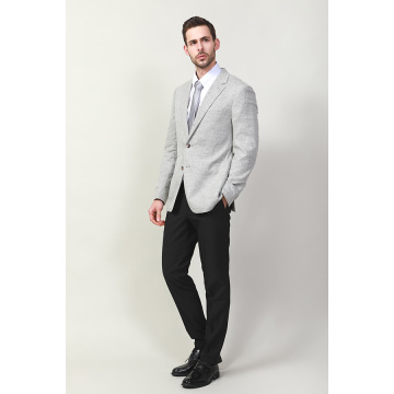 Men'S Formal Poly Linen Suit