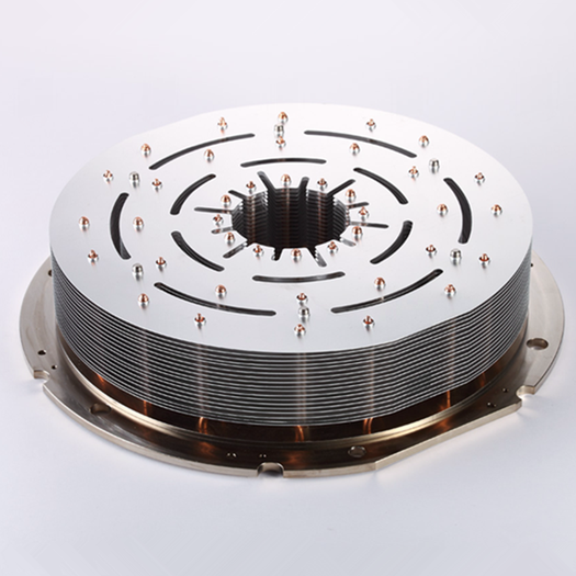 Aluminum Fin Soldering LED Cooling Heat Sink
