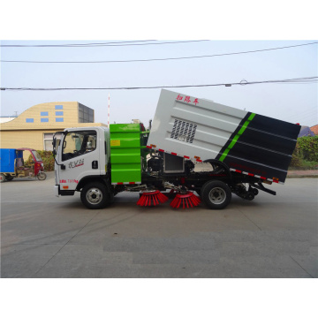 2019 FAW 5cbm road sweeper truck for sale