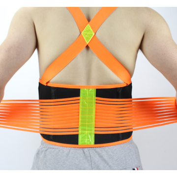 Safety Elastic Worker Waist Back Support Belt