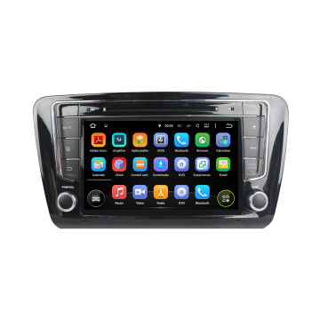 Android 5.1.1 car DVD for OCTAVIA