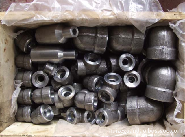 Forged Fittings packing