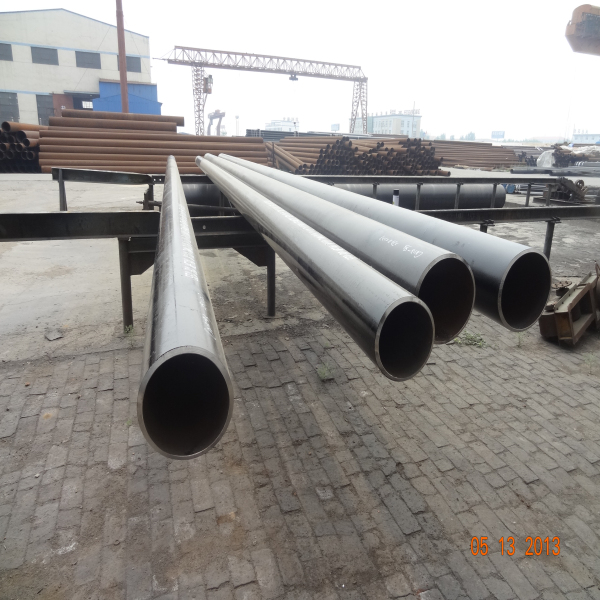 Carbon Steel S.A.W. Beveled Ends Pipe