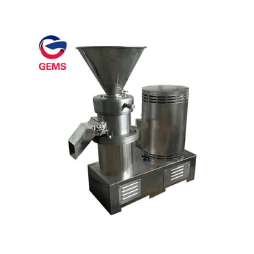 Peanut Butter Milling Machine Peanut Butter Colloid Mill