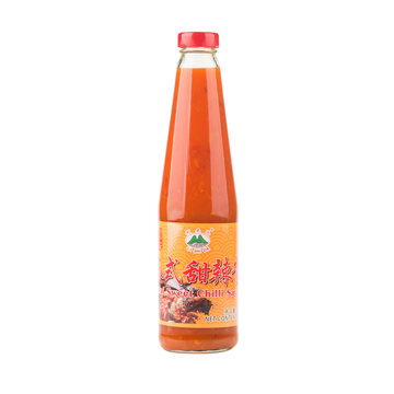 500g Glass Bottle Thai Sweet Chilli Sauce