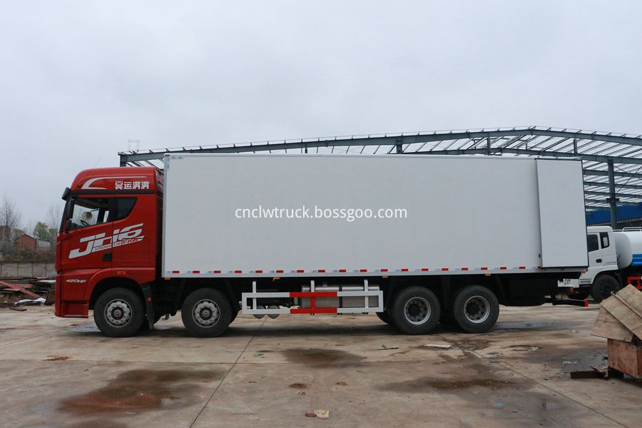 refrigerated trucks for sale 1