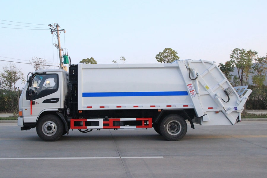Waste Collection Truck Supplier