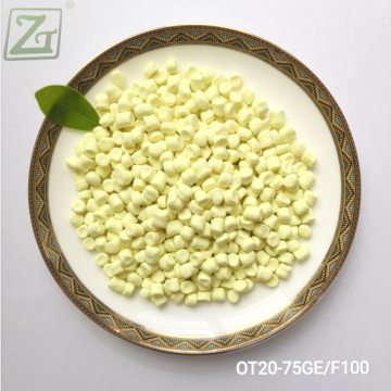High Dispersion Insoluble Sulfur OT20-75GE