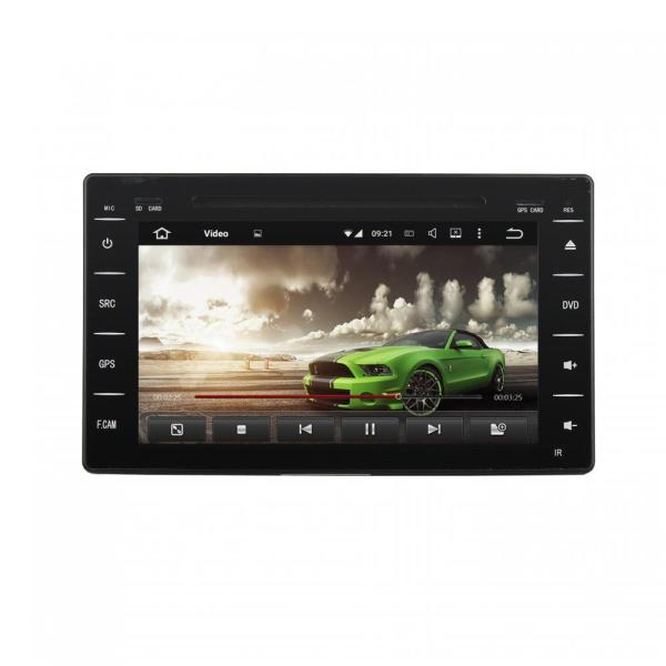 8 Inch Car Dvd Player TOYOTA HILUX